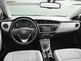 Toyota Auris Touring Sports Hybrid 2013 wallpapers