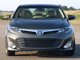 Images of Toyota Avalon Hybrid 2012