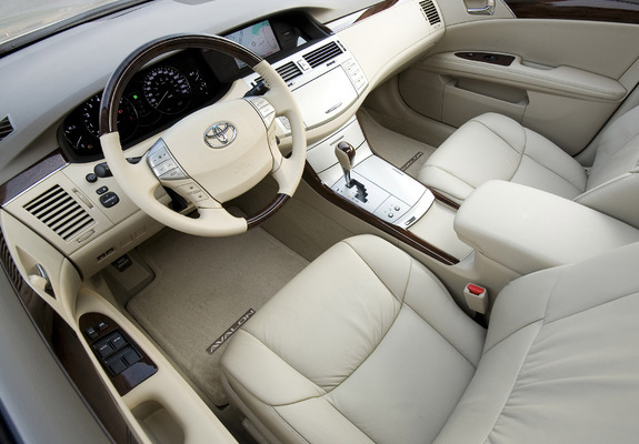 wallpapers of toyota avalon gsx30 2008 10. Black Bedroom Furniture Sets. Home Design Ideas