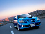 Toyota Caldina GT-Four (T240) 2005–07 wallpapers