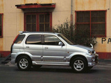 Pictures of Toyota Cami Q Aero Version (J102/122E) 1999–2000