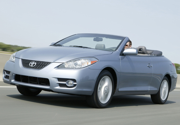 Images Of Toyota Camry Solara Convertible 2006 09 1600x1200