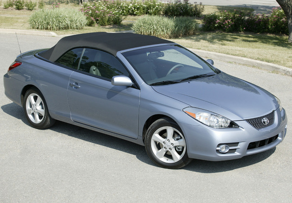 Images Of Toyota Camry Solara Convertible 2006 09 1024x768