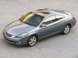 Pictures of Toyota Camry Solara Coupe 2004–06