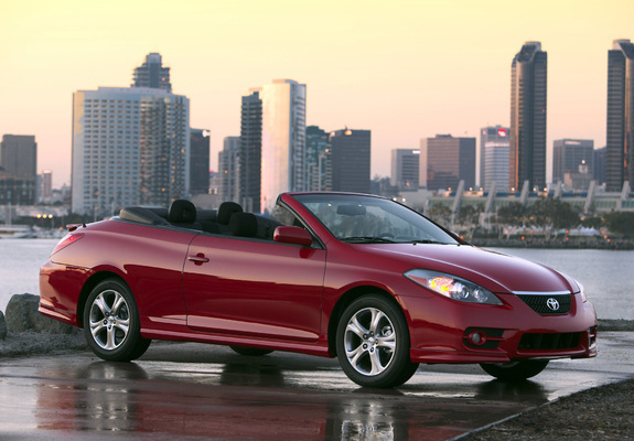 pictures of toyota camry solara sport convertible 2006 09 2048x1536. Black Bedroom Furniture Sets. Home Design Ideas