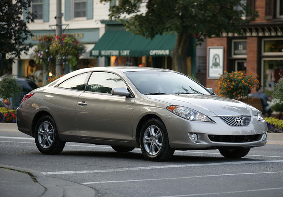 Wallpapers Of Toyota Camry Solara Coupe 2004 06 640x480