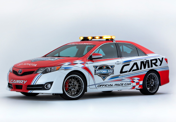 Images Of Toyota Camry Se Daytona 500 Pace Car 2012