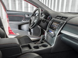 2015 Toyota Camry XSE 2014 images