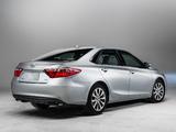 2015 Toyota Camry XLE 2014 photos