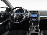 2015 Toyota Camry XSE 2014 photos