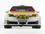 Wallpapers of Toyota Camry CamRally 2013