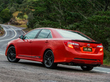 Wallpapers of Toyota Camry RZ 2014