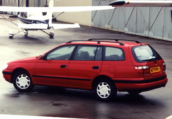 Images Of Toyota Carina E Estate 1996 97 800x600