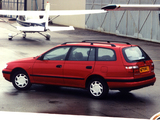 Images of Toyota Carina E Estate 1996–97