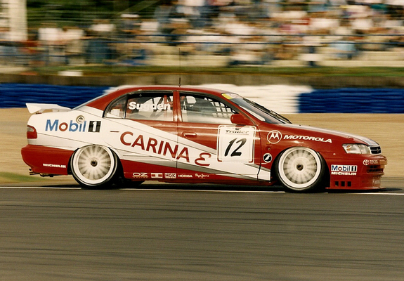 Toyota Carina E Btcc At190 1993 95 Photos 1024x768
