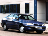 Toyota Carina E UK-spec 1996–97 photos