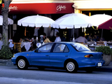 Toyota Cavalier 2.4 Sedan (TJG00) 1996–99 wallpapers
