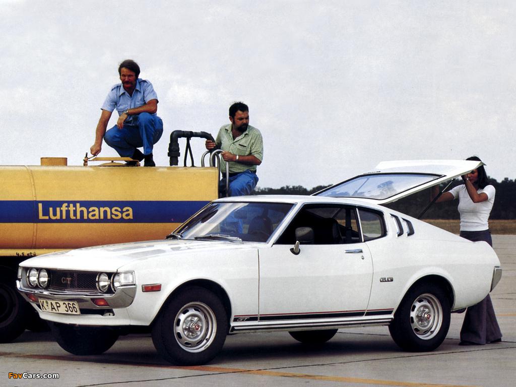 Pictures Of Toyota Celica 2000 Gt Liftback Eu Spec Ra28