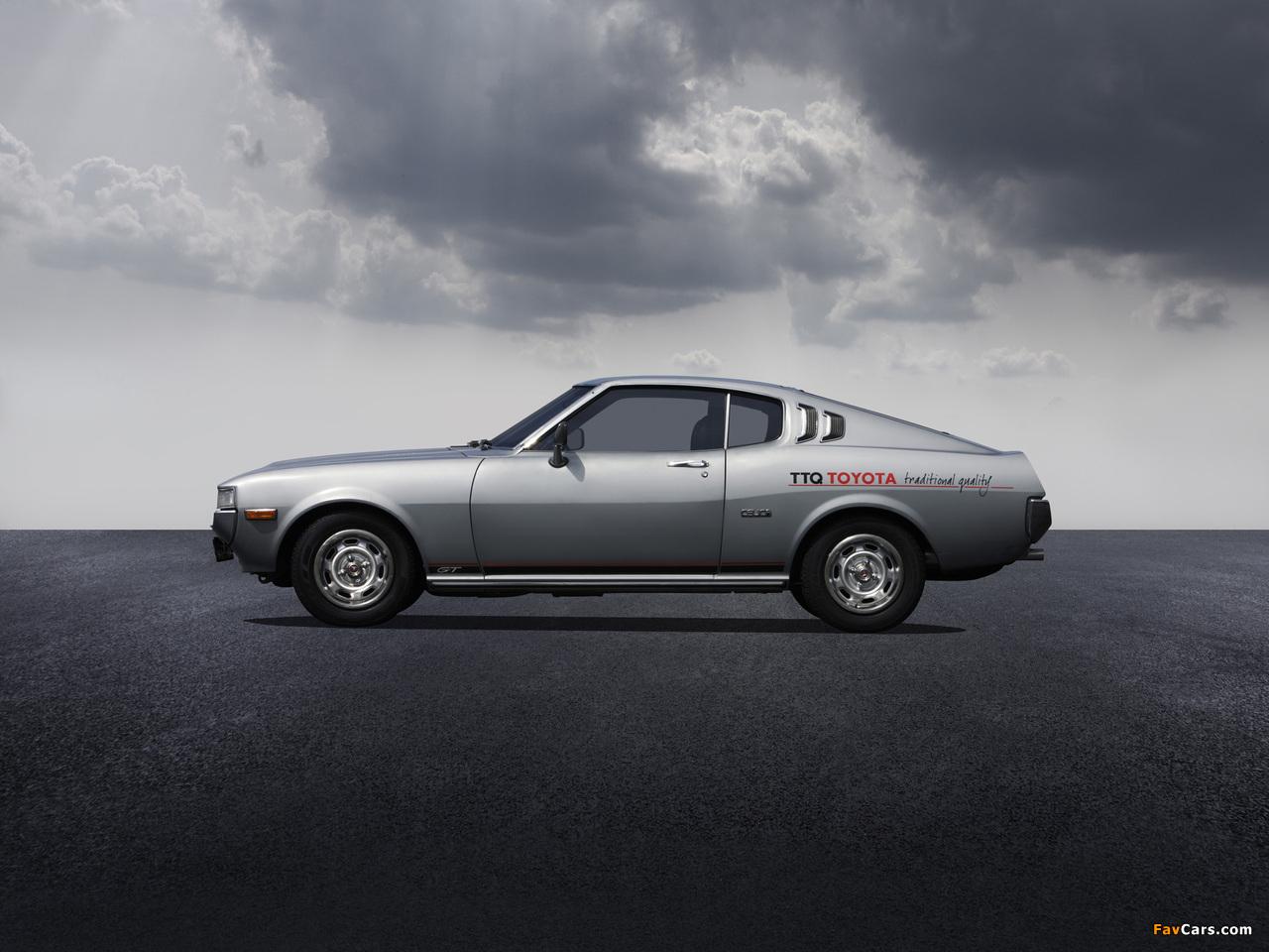 Toyota Celica 2000 Gt Liftback Eu Spec Ra28 1976 78