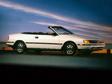 Toyota Celica 2.0 GT Convertible US-spec (ST162) 1988–89 photos