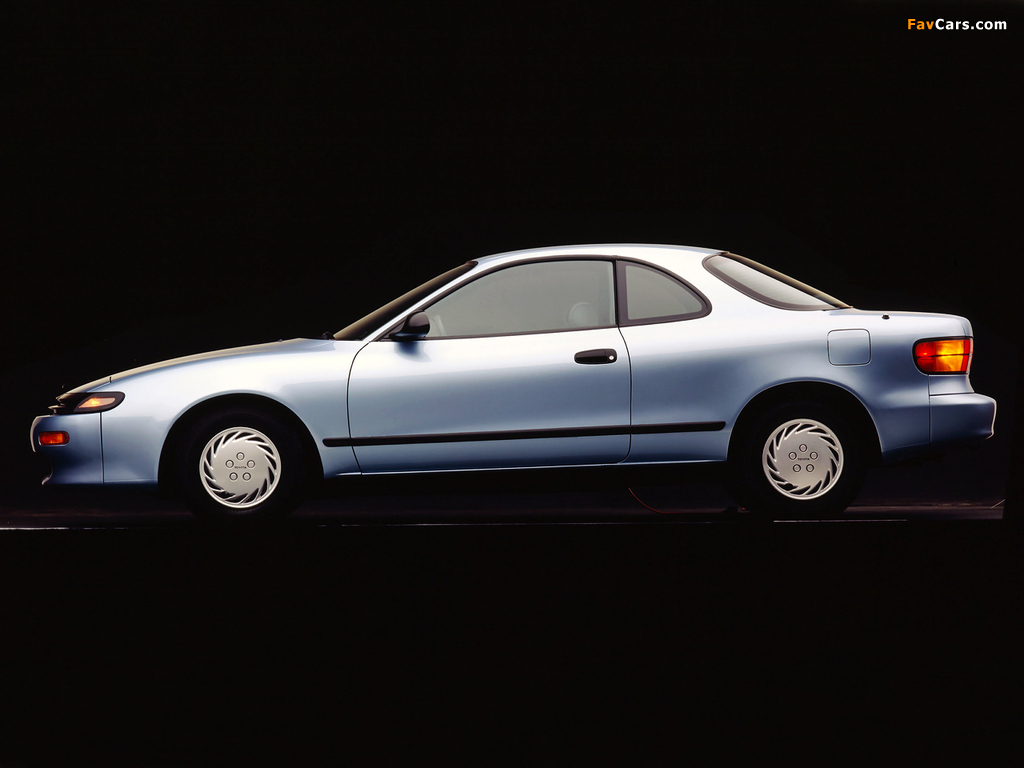 Toyota Celica Gt Us Spec 1989 94 Photos 1024x768
