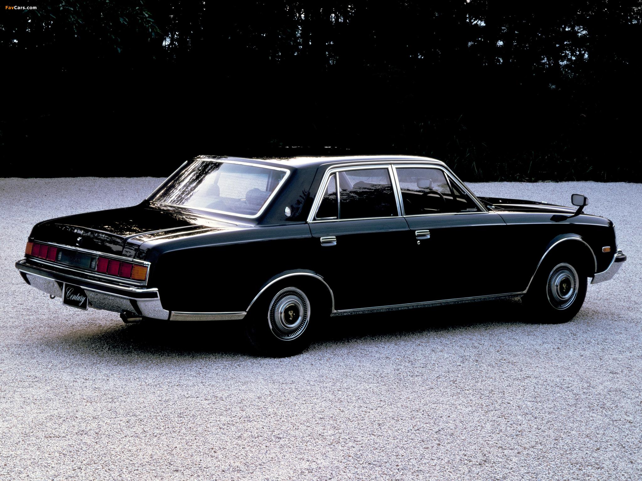 Photos Of Toyota Century Vg40 1982 87 2048x1536