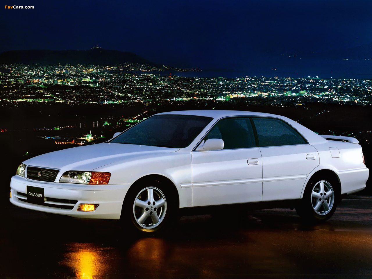 Toyota Chaser Tourer V Jzx100 1998 2001 Wallpapers