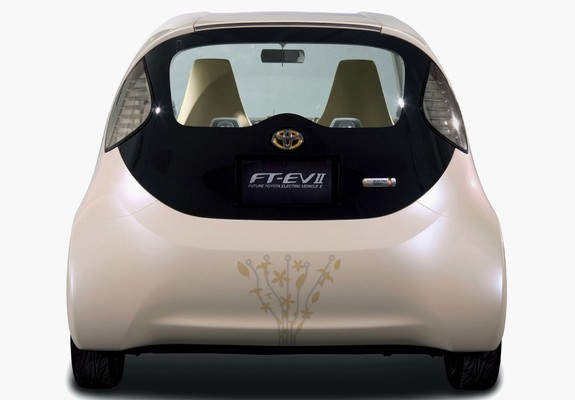 Toyota Ft Ev Ii Concept 2009 Images 2048x1536