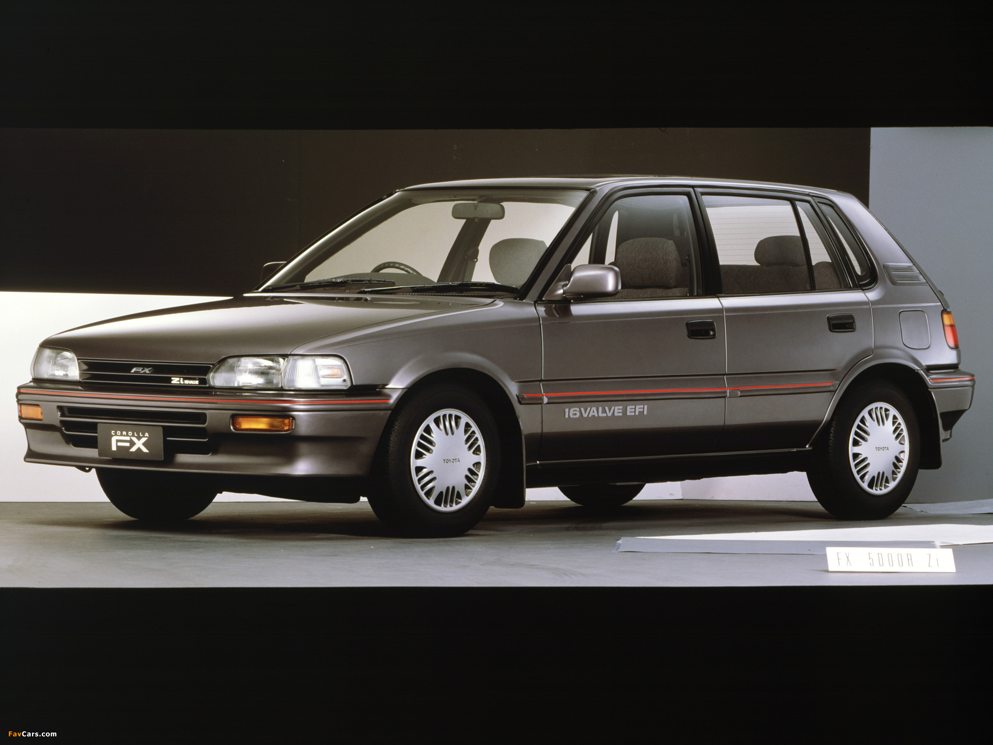 Images Of Toyota Corolla Fx 5 Door E90 1987 91 2048x1536