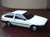 Toyota Corolla SR5 Sport Liftback (AE86) 1984–86 wallpapers