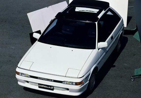 Toyota Corolla Ii 1 5 Sr I Canvas Top 3 Door 1988 90