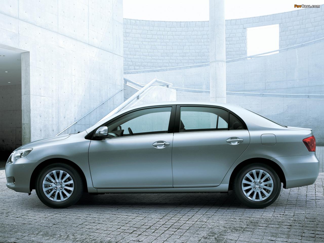 Images Of Toyota Corolla Axio 2006 08 1280x960