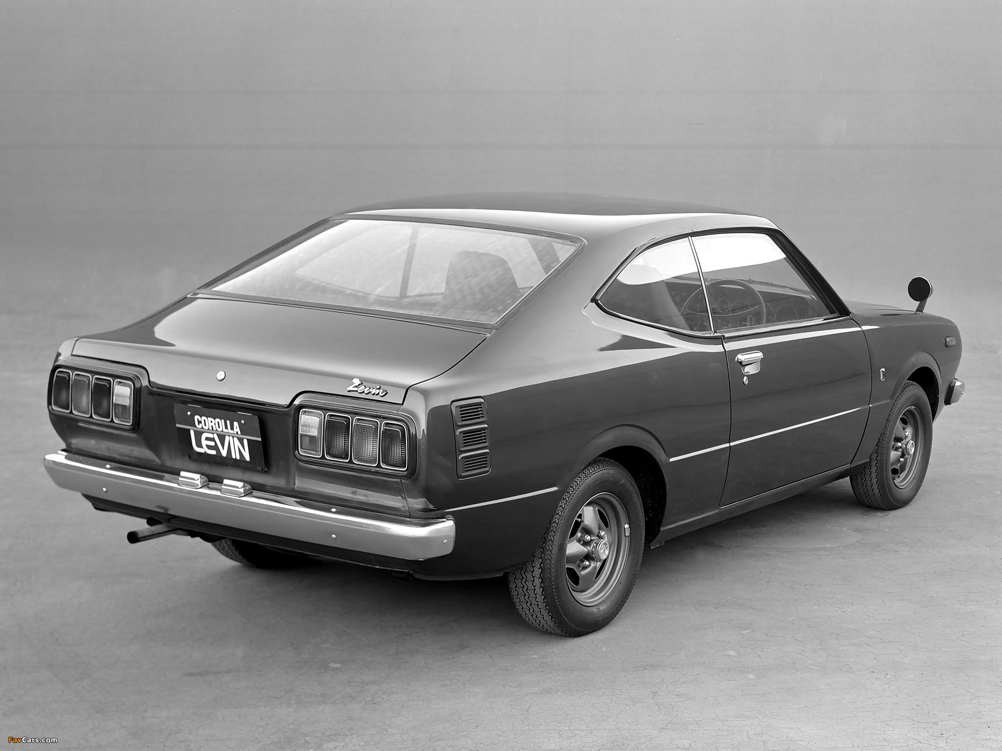 Photos Of Toyota Corolla Levin Te37 1974 76 2048x1536