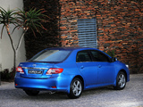 Toyota Corolla Sprinter 2010 photos