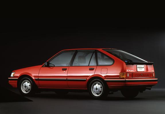 Wallpapers Of Toyota Corolla 5 Door Zx Ae80 Ae81 1985 87