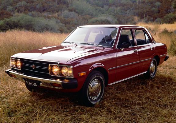 Toyota Corona 1973 78 Pictures 1280x960