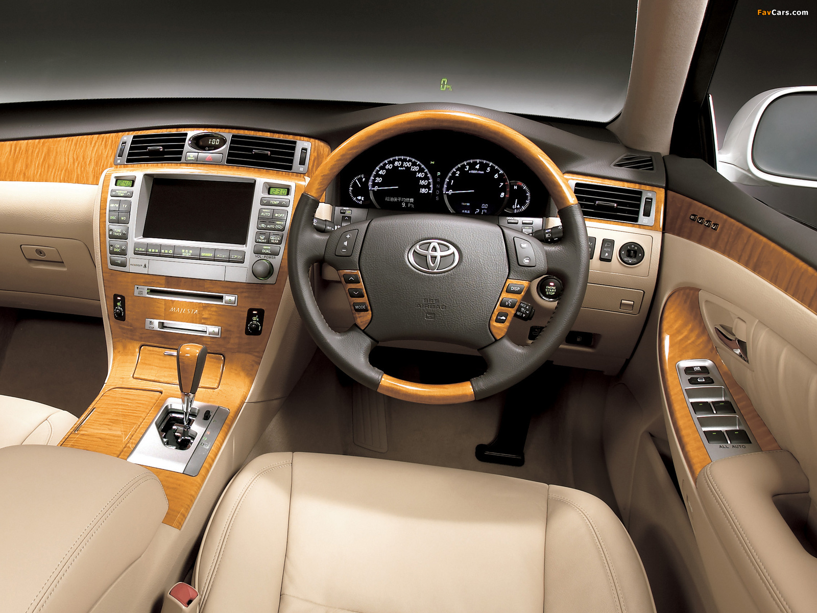 Images Of Toyota Crown Majesta S180 2006 09 1600x1200
