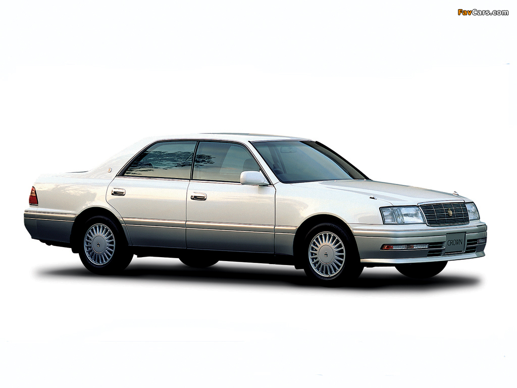 Images Of Toyota Crown S150 1995 99 1024x768