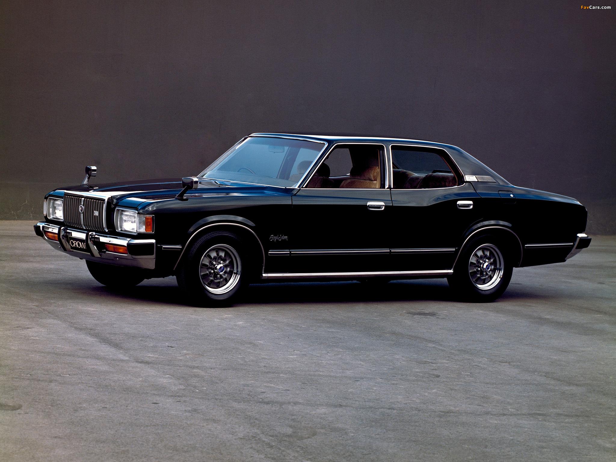 Photos Of Toyota Crown Hardtop S80 1974 79 2048x1536