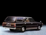 Pictures of Toyota Crown Custom Deluxe Wagon (S110) 1979–83