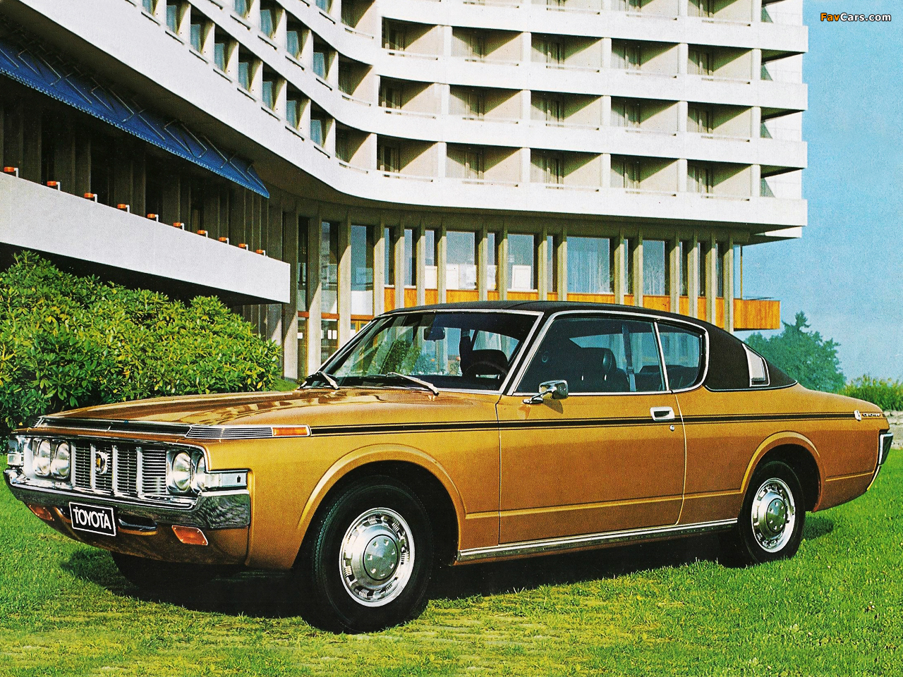 Toyota Crown Hardtop Coupe S60 S70 1971 74 Images 1280x960