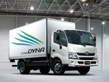 Toyota Dyna 200 2011 wallpapers