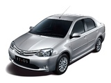 Toyota Etios 2010 photos