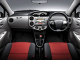 Toyota Etios 2010 wallpapers