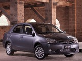 Toyota Etios Sedan BR-spec 2012 wallpapers