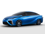 Toyota FCV Concept 2013 wallpapers
