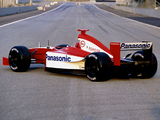 Toyota F1 Prototype 2001 wallpapers