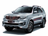 Pictures of TRD Toyota Fortuner Sportivo 2011