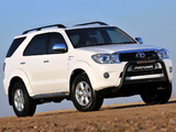 Toyota Fortuner Epic 2009 wallpapers