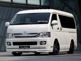 Photos of ALFLEX Toyota Hiace 2013